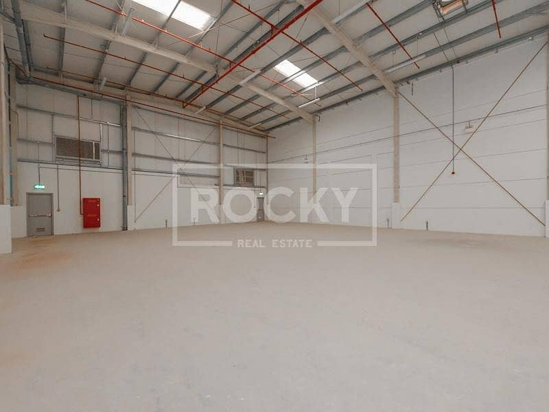 2 NO Tax | Warehouse for RENT | DIC