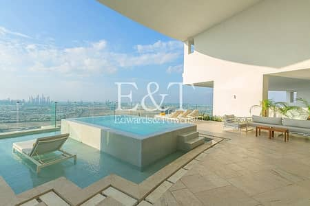 4 Bedroom Penthouse for Sale in Jumeirah Village Circle (JVC), Dubai - For Sale | Fully Furnished | 4 BR Penthouse