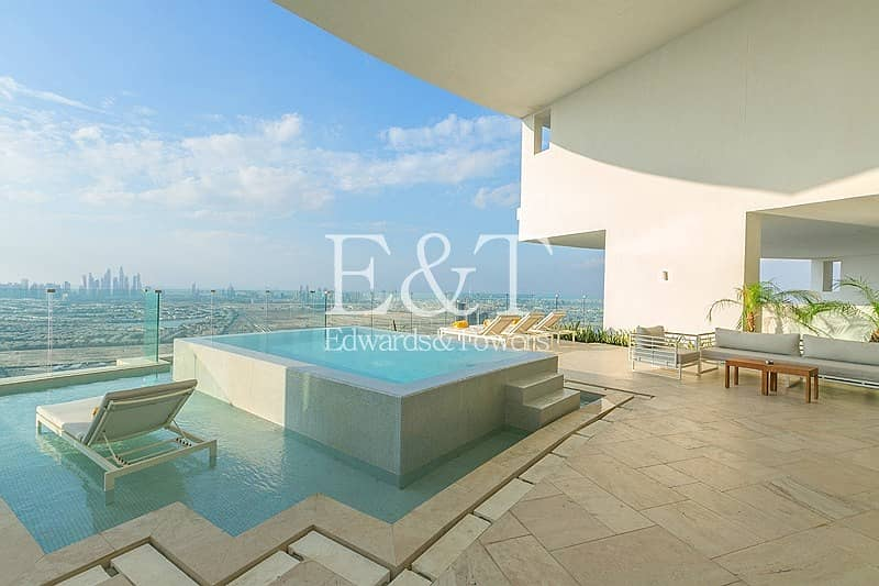 For Sale | Fully Furnished | 4 BR Penthouse