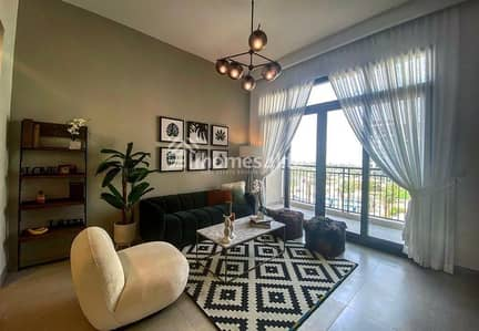 1 Bedroom Flat for Sale in Town Square, Dubai - Brand New  Ready Apartment Park View Pay 10% Move In Rent 2 Own Property