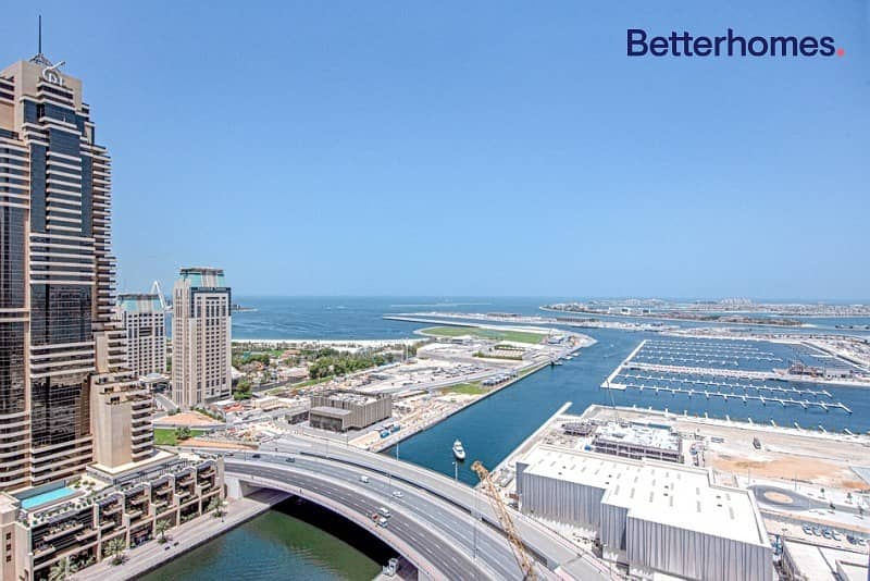 2 High Floor | Full Sea View | Spacious | Unfurnished