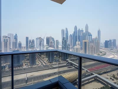 1 Bedroom Flat for Rent in Jumeirah Lake Towers (JLT), Dubai - 1 Bed | Community View | Balcony | Chiller free