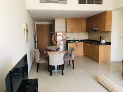 2 Bedroom Flat for Rent in Arjan, Dubai - 2Br- Fully Furnished- Lincoln West- Balconies