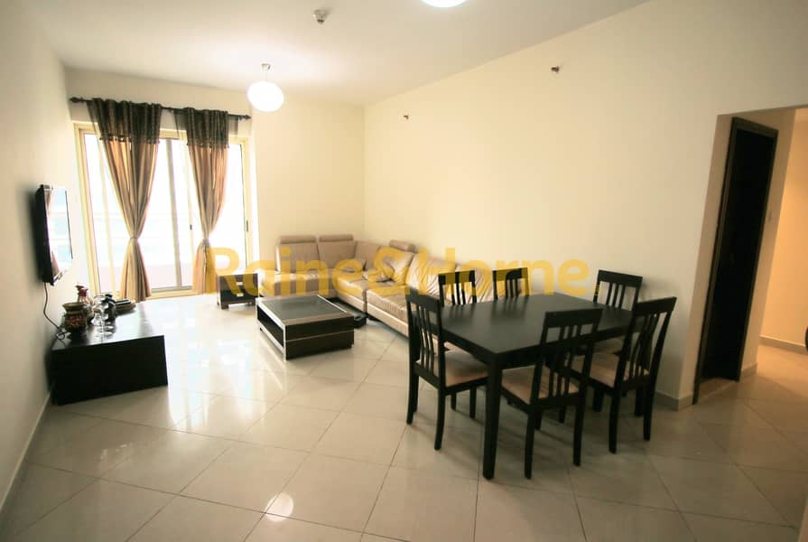 Beautiful Lake View   Maids Room   Fully Furnished