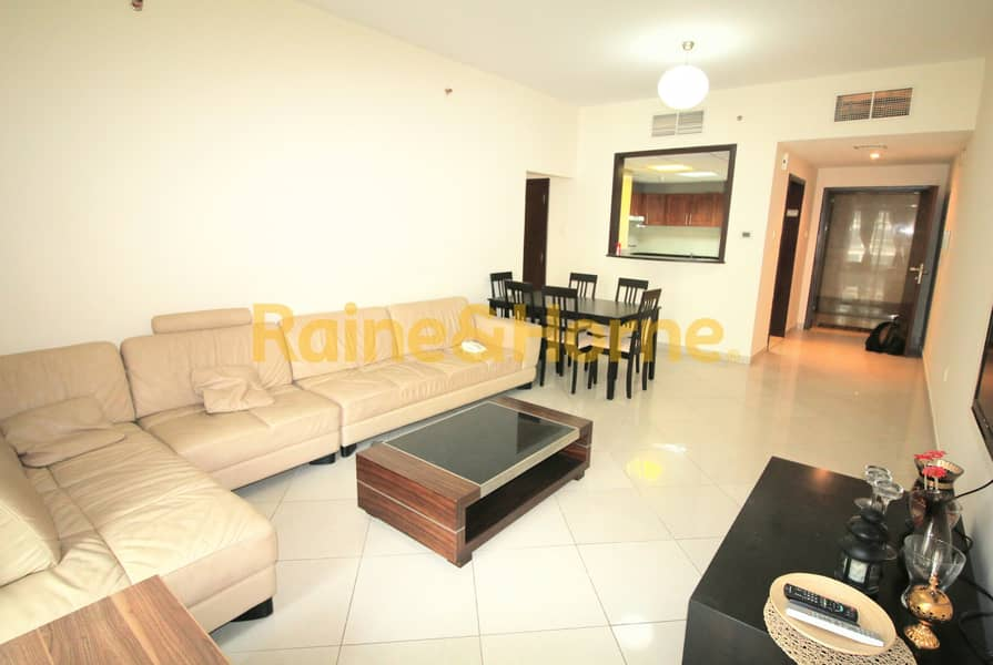 2 Beautiful Lake View   Maids Room   Fully Furnished
