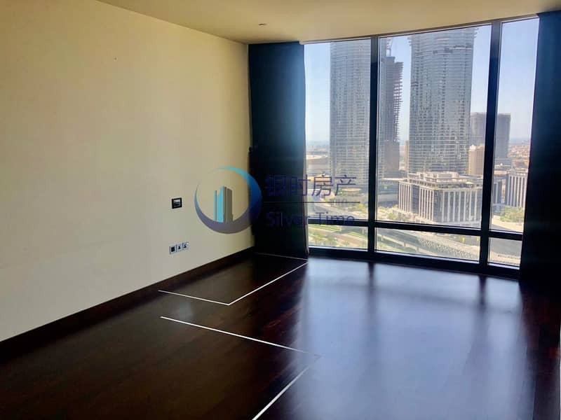 2 Studio For Rent/ Unfurnished/ Vacant