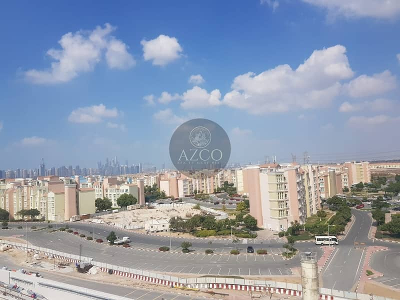 FULLY FURNISHED  STUDIO | BALCONY|  READY TO MOVE