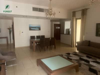 فلیٹ 1 غرفة نوم للايجار في جميرا بيتش ريزيدنس، دبي - Huge Layout | 1 Bed | Fully Furnished | Vacant
