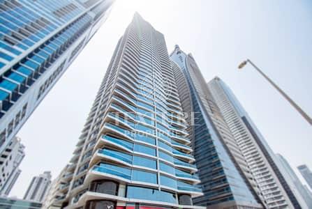 شقة 2 غرفة نوم للايجار في الخليج التجاري، دبي - Chiller & Maintenance Free | Burj Khalifa View | Close to Metro Station