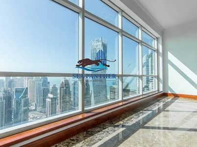 5 Bedroom Penthouse for Rent in Dubai Marina, Dubai - Large Cozy Penthouse with The Attractive Marina Views