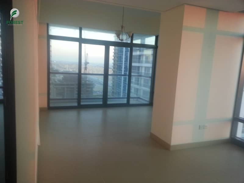 2 Spacious Layout | Lake VIew | 2 Beds | Unfurnished