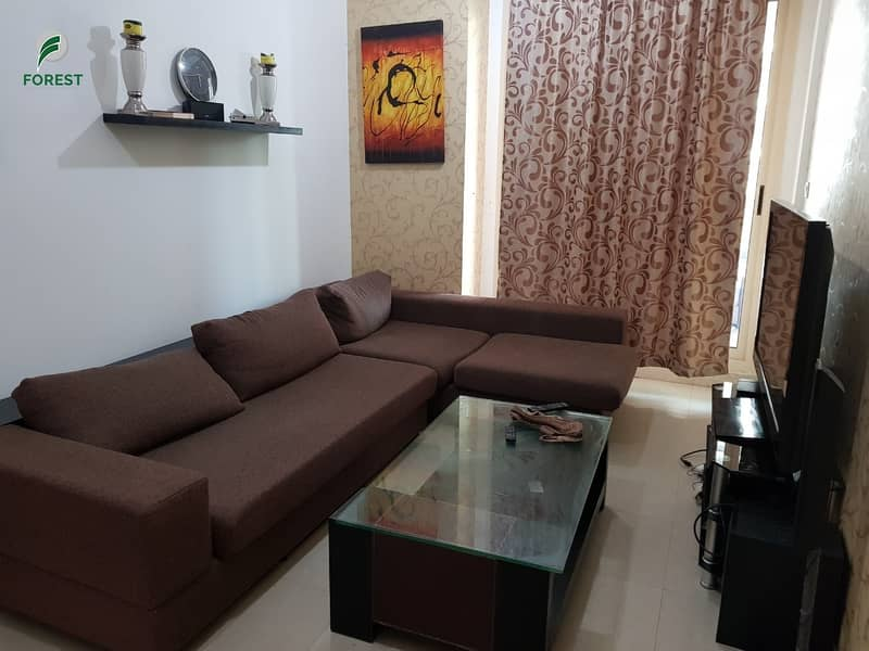 Great Layout | 1 Bed | Fully Furnished | Vacant