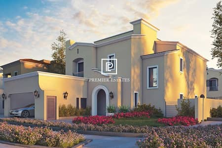 4 Bedroom Villa for Sale in Dubailand, Dubai - Stunning Townhouse Post Handover Payment Plan