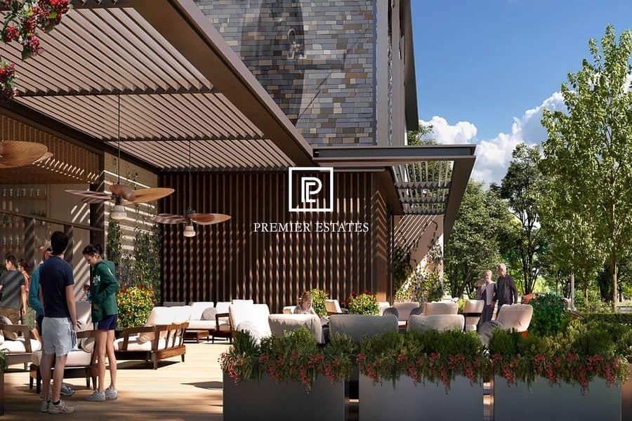 10 Stunning Townhouse Post Handover Payment Plan