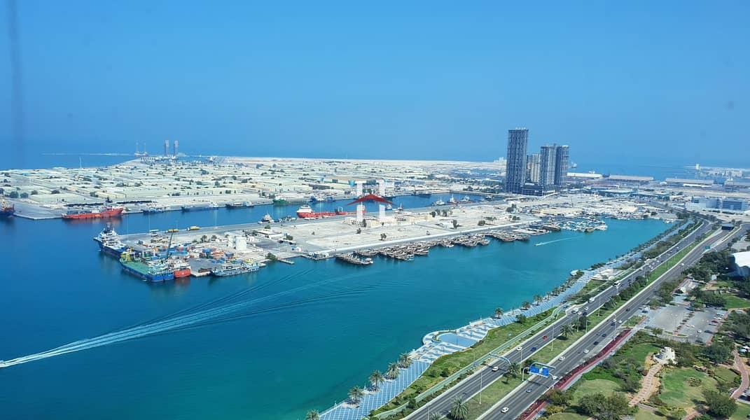 2 Mesmerizing Sea view| 3BHK| Huge Balcony