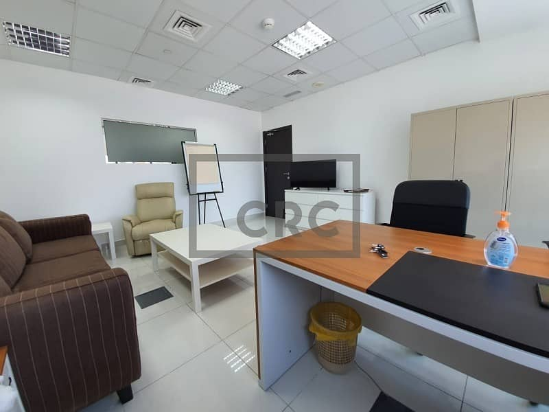 2 Furnished Office | North East Facing | A-grade