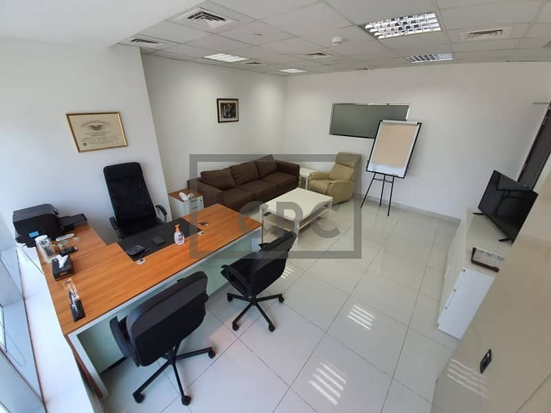 14 Furnished Office | North East Facing | A-grade