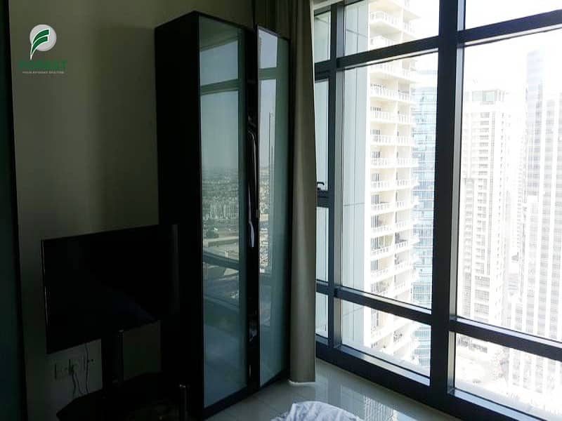 10 Perfect Price 1 Bedroom Fully Furnished JLT
