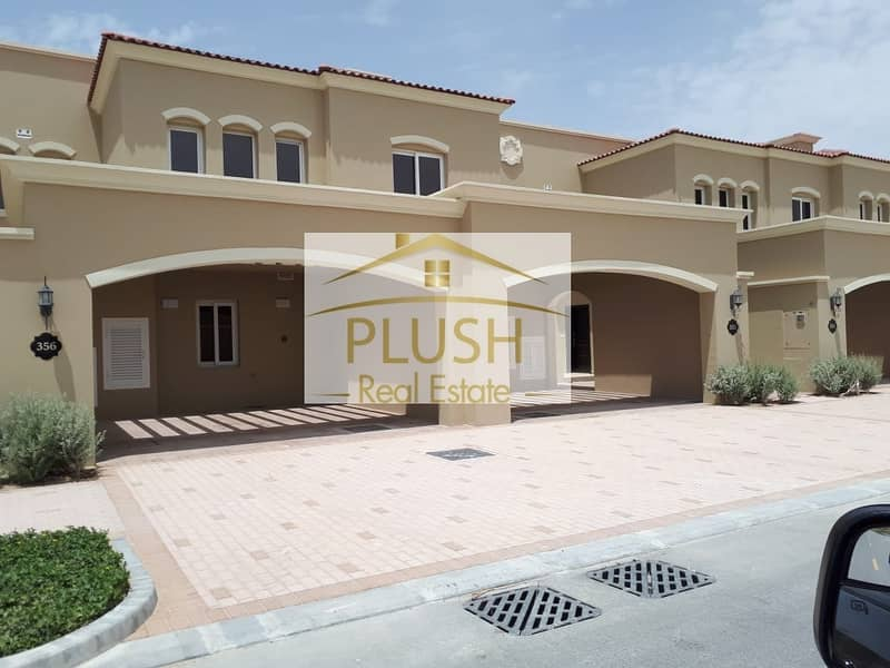 2 TYPE D+ ll  2 Bedroom + Maids Townhouse at Serena ll EXCLUSIVE