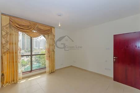 2 Bedroom Apartment for Rent in Jumeirah Beach Residence (JBR), Dubai - Upgraded and Huge 2 BR I Extra Room Available I 4 cheques