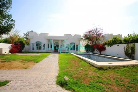 Very spacious one story 3 bed villa|Private Pool|Large Garden