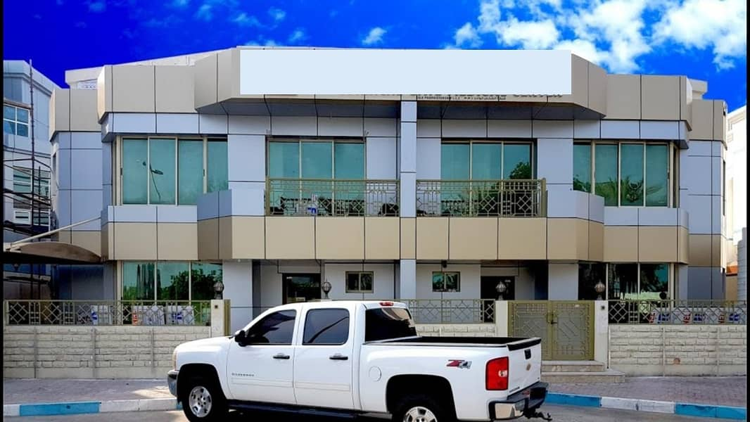 medical center  for sale with 26% income at abu dhabi coriche