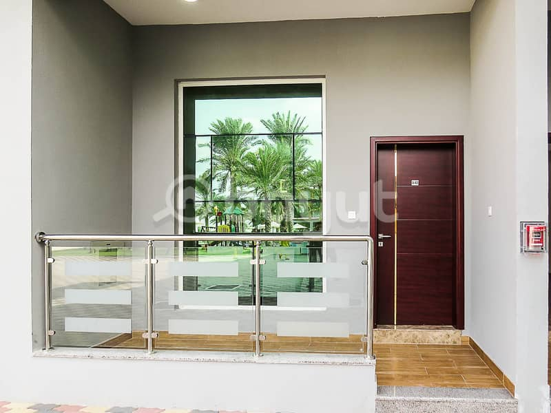 Flat 1BHK For Rent In New Resort