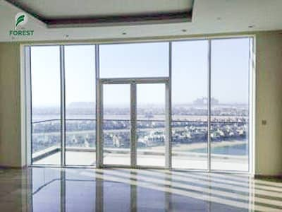 Well Maintained|Full Sea View | High Floor