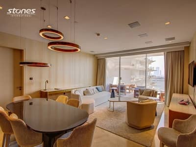 2 Bedroom Hotel Apartment for Rent in Palm Jumeirah, Dubai - Beautiful Sea Views | Enticing Hotel Apartment