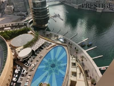 Hotel Apartment for Sale in Dubai Marina, Dubai - Fully Furnished Studio I Hotel Apartment | Dubai Marina