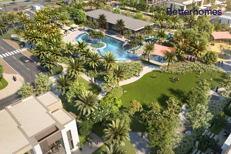10 Off Plan | 3 BR Townhouse | Arabian Ranches 3