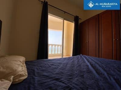 Studio for Rent in Al Hamra Village, Ras Al Khaimah - Sea View Studio Furnished in Royal Breeze for RENT