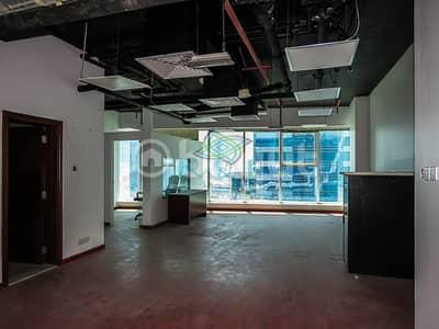 مکتب  للايجار في الخليج التجاري، دبي - Small Semi Fitted Office I Al Manara Tower