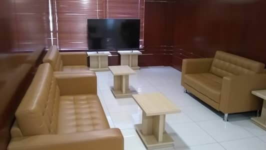 Office for Rent in Al Yarmook, Sharjah - No Deposit - Fully Serviced,  Co Working Offices & Meeting Room With Free SEWA & Internet Services - Best Atmosphere