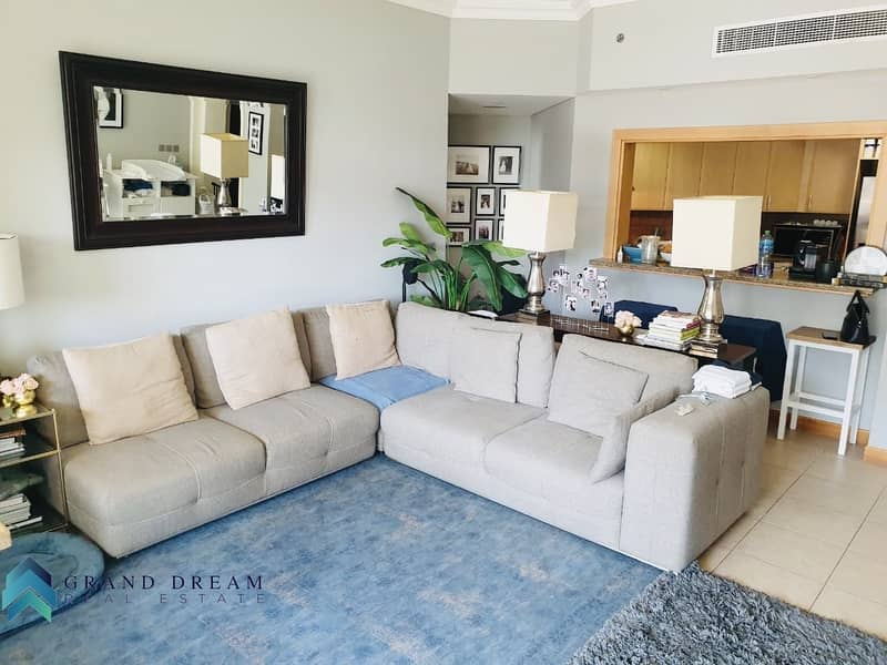 D Type|2 bedroom plus maid |Well maintained|beach access  included