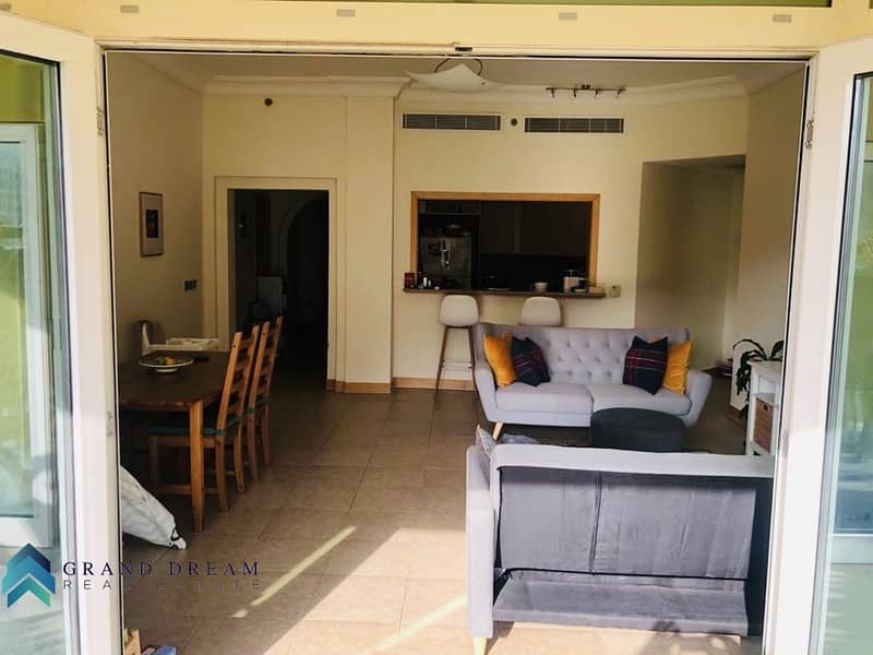 14 D Type|2 bedroom plus maid |Well maintained|beach access  included