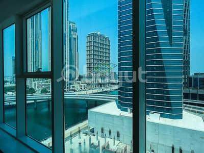 مکتب  للايجار في الخليج التجاري، دبي - Business Bay I Fitted Office I Vacant I Canal View