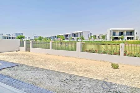 فیلا 5 غرف نوم للايجار في دبي هيلز استيت، دبي - 5 Bed Plus Maids   Villa Type E5   Park Facing