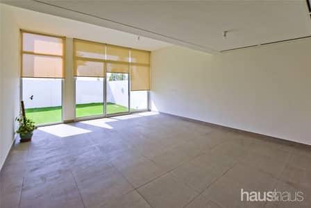 تاون هاوس 3 غرف نوم للايجار في مدن، دبي - End Unit | Close to Pool and Park | Available July