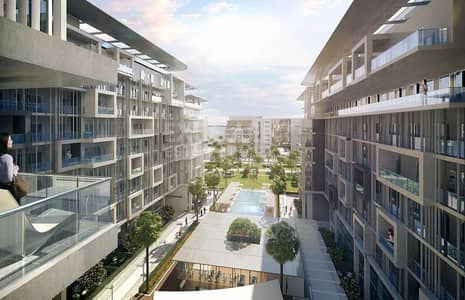 2 Bedroom Flat for Sale in Masdar City, Abu Dhabi - Excellent Investment| 2BH Duplex| Park View
