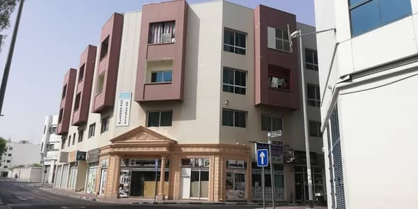 Studio for Rent in Deira, Dubai - Outside Building