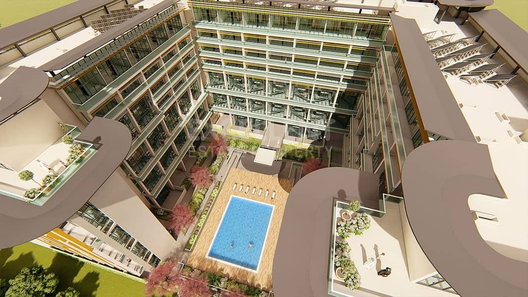 Awesome Investment 1BH Apt| Amazing Facilities