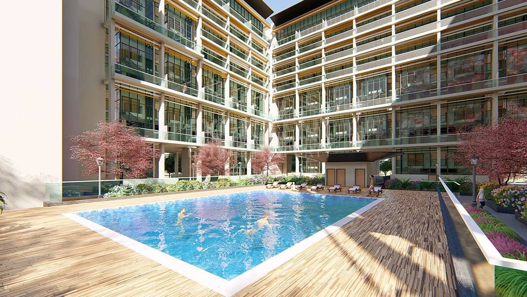 10 Awesome Investment 1BH Apt| Amazing Facilities