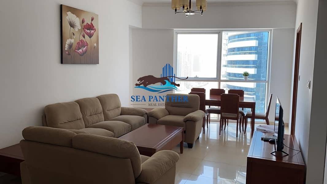 Fully furnished  1 BR Apartment   Near Metro