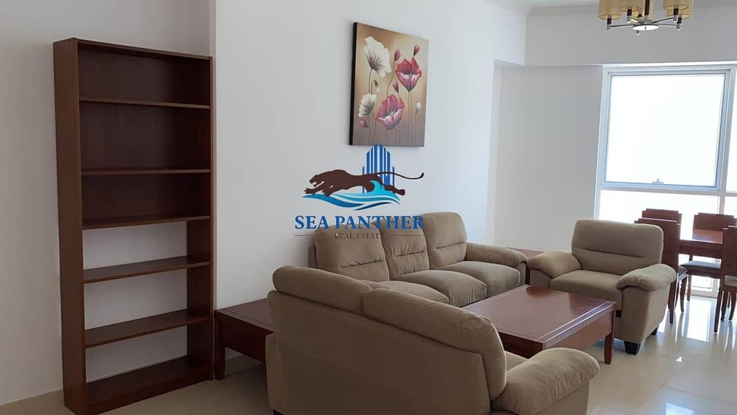 2 Fully furnished  1 BR Apartment   Near Metro