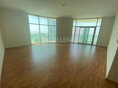 2 Bedroom Flat for Rent in Al Reem Island, Abu Dhabi - Capacious 2BH Apt with Maids Room