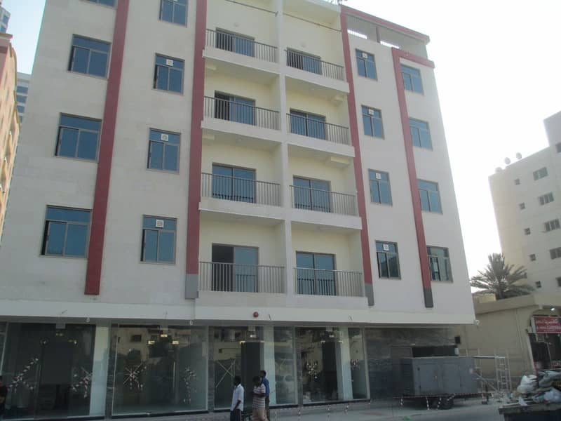 Excellent apartment in Rashidiya. . two rooms and a hall behind the Falcon towers. . a distinctive and lively location