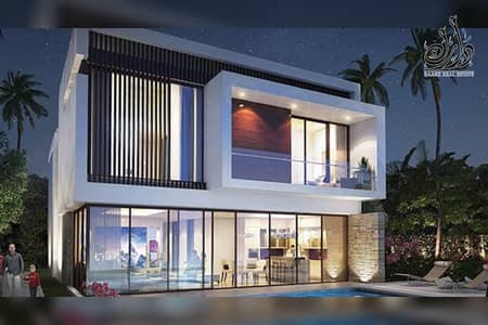 5 Bedroom Villa for Sale in DAMAC Hills (Akoya by DAMAC), Dubai - Stand alone Villa 5 bed room with big discount 30% discount