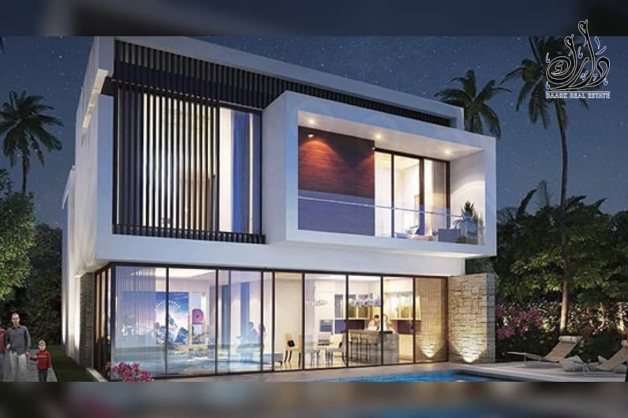 Stand alone Villa 5 bed room with big discount 30% discount