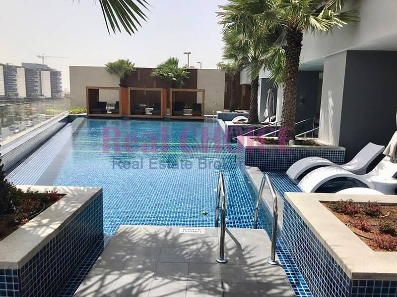 10 Hotel Apartment with amazing finishing|No Comm